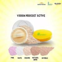 marcks active bedak tabur kecantikan perawatan wajah NATURAL BEIGE