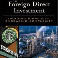 Multinational Corporations and Foreign Direct Investment - Stephen D.C