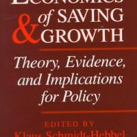 The Economics of Saving and Growth - Joseph Stiglitz (Economy)
