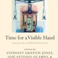 Time for a Visible Hand,Lessons from the 2008 World Financial Crisis