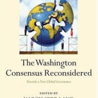 The Washington Consensus Reconsidered - Joseph E. Stiglitz (Economy)