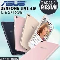 HP ASUS ZENFONE LIVE RAM 2GB\u002F16GB GARANSI RESMI ASUS 1 TAHUN -