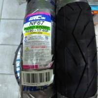 ban luar irc 90 80-17 tubeless standar ban depan motor vixion Murah