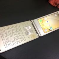 Ready HP Flip Samsung Galaxy Folder 2 / HP Flip Android (Gold)