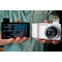 Ready SAMSUNG GALAXY SUPERZOOM CAMERA GC100 Menggunakan Simcard