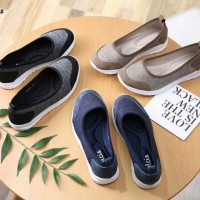 Harga Zelcia Ladies Sneakers Canvas DaftarHarga.Pw