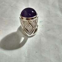 cincin perak model pahat