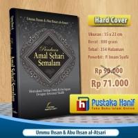 Buku Panduan Amal Sehari Semalam Sesuai Quran dan Sunnah