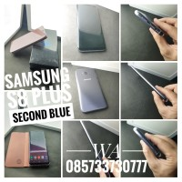 Samsung s8 plus blue second muluss