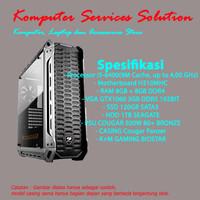 [Baru] Komputer/PC Rakitan i5 COMBO VGA GAMING SUPER