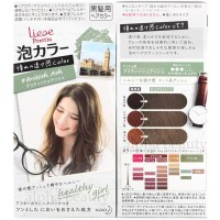 Liese Prettia Creamy Bubble Hair Color - British Ash aka Mint Ash