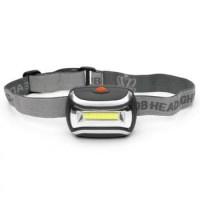 Headlamp flashlight led 3 modes headlight