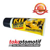KIT Motor Paste Wax Metallic 25 Gram (Tube) Pembersih Body Motor