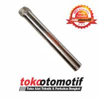 Diamond Core Drill 4mm ( Mata Bor Granit / Marmer / Kaca / Batu )