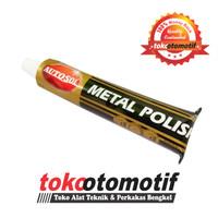 Autosol Metal Polish (Lem) 50gram Ukuran Besar / Pembersih Logam Besi