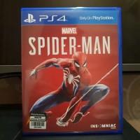 Spiderman Spider-man Marvel Kaset BluRay BD Game Playstation PS4