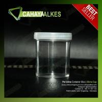 Pot Urine 50 cc Plastik / Cup Slime / Pot Salep Dahak 50cc 50ml 50 ml