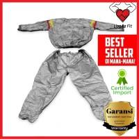 Jaket Sauna Suit / Baju sauna / Baju sauna murah / Sauna Suit Unistar