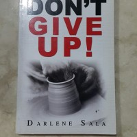 Buku psikologi...DON'T GIVE UP