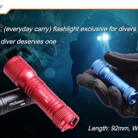 Senter Diving Orcatorch D560 - HARGA DISC 20%