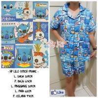 Harga hp lilo stitch frame xl setelan piyama baju tidur wanita murah | Hargalu.com