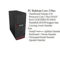 Komputer Rakitan Core 2 Duo Murah Meriah Paling Laku