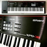 Roland XPS-30 synthesizer
