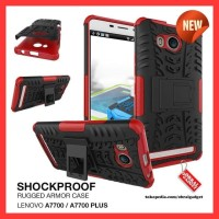 LENOVO A7700 A7700+ PLUS SHOCKPROOF ARMOR HYBRID HARD & SOFT CASE 662