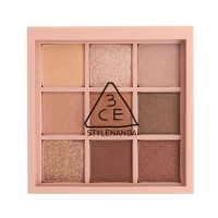 3CE Mood Recipe Multi Eye Color Eyeshadow Palette OVERTAKE