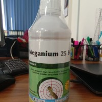 Anti Rayap Pengawet Kayu dari Serangan Rayap Meganium 25EC 1 Liter