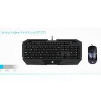 HP GK1000 Keyboard Mouse Gaming Murah
