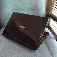 Asus a450l i5 vga invidia 2gb body metal