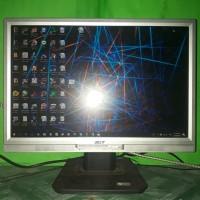 LCD Monitor Komputer ACER 19inch wide AL1917W