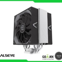 Alseye Fan Processor Gaming EDDY WIND PLUS Kipas Pendingin Processor