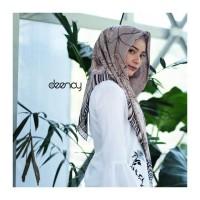 Kerudung Segi Empat / Hijab Printing / Jilbab Muslimah Terbaru Modis Q