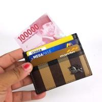 Dompet kartu card holder import murah - BURBERRY GG