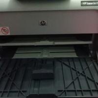 Printer HP Laserjet P1005 Second Printer Laserjet Toner 35a Ready