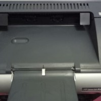 Printer HP Laserjet P1006 Bekas siap pakai Cartridge 35A Laserjet Mono