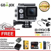 Brica B-Pro 5 Bpro5 Alpha Edition Mark IIs (AE2 camera kamera termurah