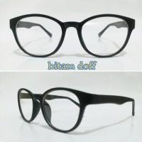 Harga murah frame kacamata baca pria cowok wanita cewek | antitipu.com