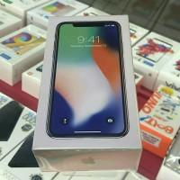 READY STOCK HP BLACK MARKET IPhone X 256 gb BNIB