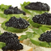 Prunier Premium Caviar Oscietra Imperia 250gr Telur Ikan Hitam Import