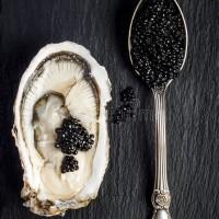 Prunier Premium Caviar Oscietra Imperia 30gr Telur Ikan Hitam Import