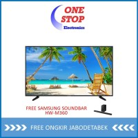 Samsung 4K UHD TV 50 Inch - 50NU7090 FREE Samsung Soundbar HW-M360
