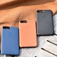 Softcase TPU Leather Apple Slim Cover Case Casing HP iPhone 7 Keren