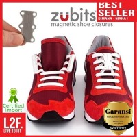 Zubits Shuvit Magnet Pengikat Tali sepatu Magnetic Shoelaces murah