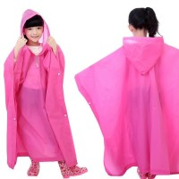 Jas hujan Eva lightweight raincoat Anak-Anak