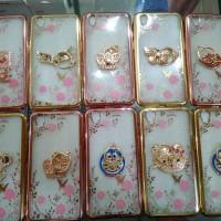 Case iring blink diamond ready untuk hp SAMSUNG, OPPO DAN VIVO