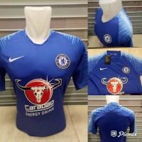 b23bc84f4 Jersey Kaos Baju Bola Chelsea Training 2018 2019 Grade Ori