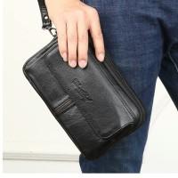 hand bag kulit - tas tangan pria - cheer soul 2265